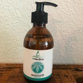 MMedics CBD Massageöl