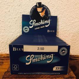 Smoking King Size Blue