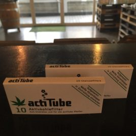 Acti Tube Aktivkohlenfilter