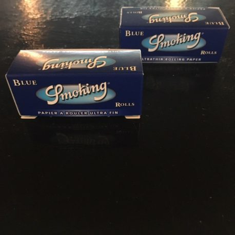Blue Smoking Rolls