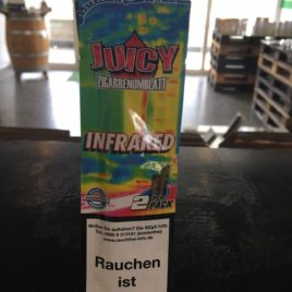 Juicy Blunt Infrared Kirsch-Vanille